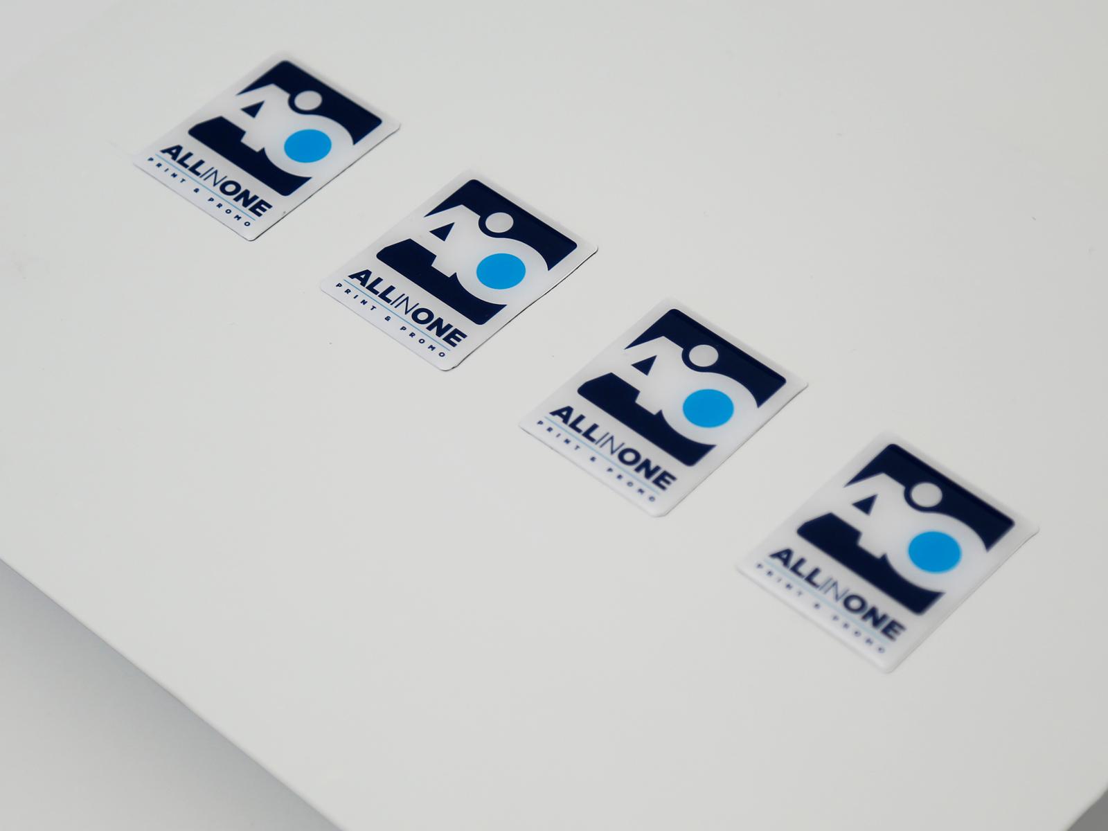 Magneti sa 3D stikerom