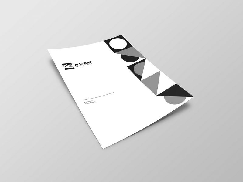 Crno bela digitalna stampa
