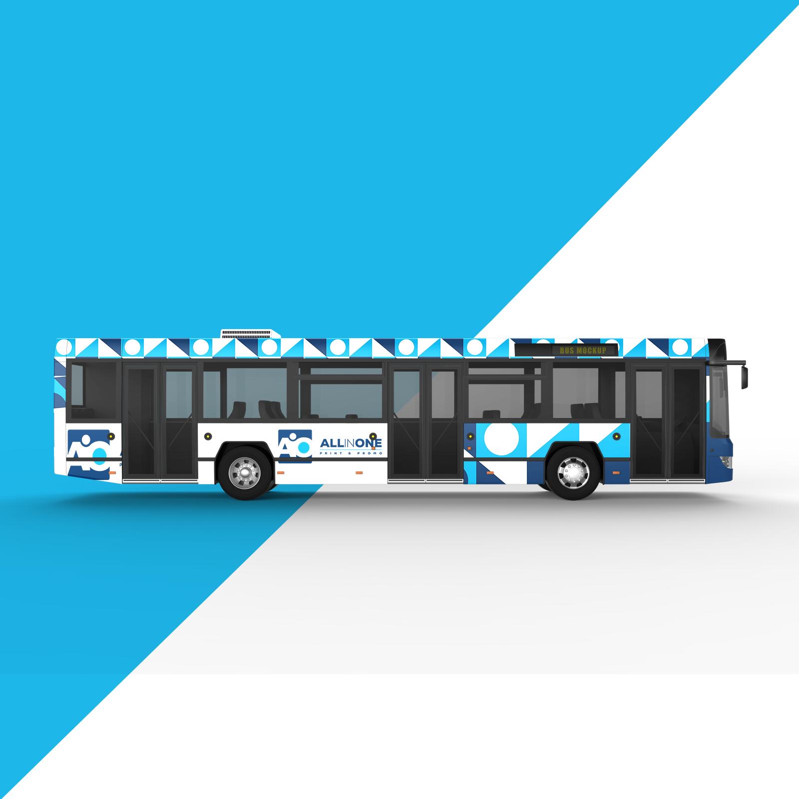 Brendiranje autobusa